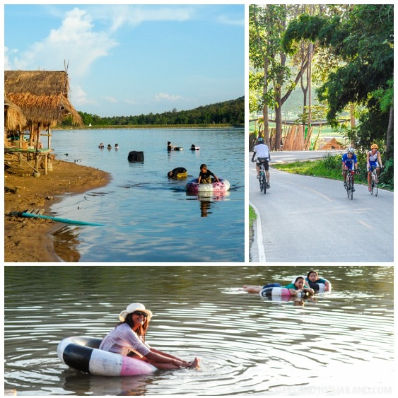 Hangout Like a Local at Huay Tung Tao Lake in Chiang Mai ...